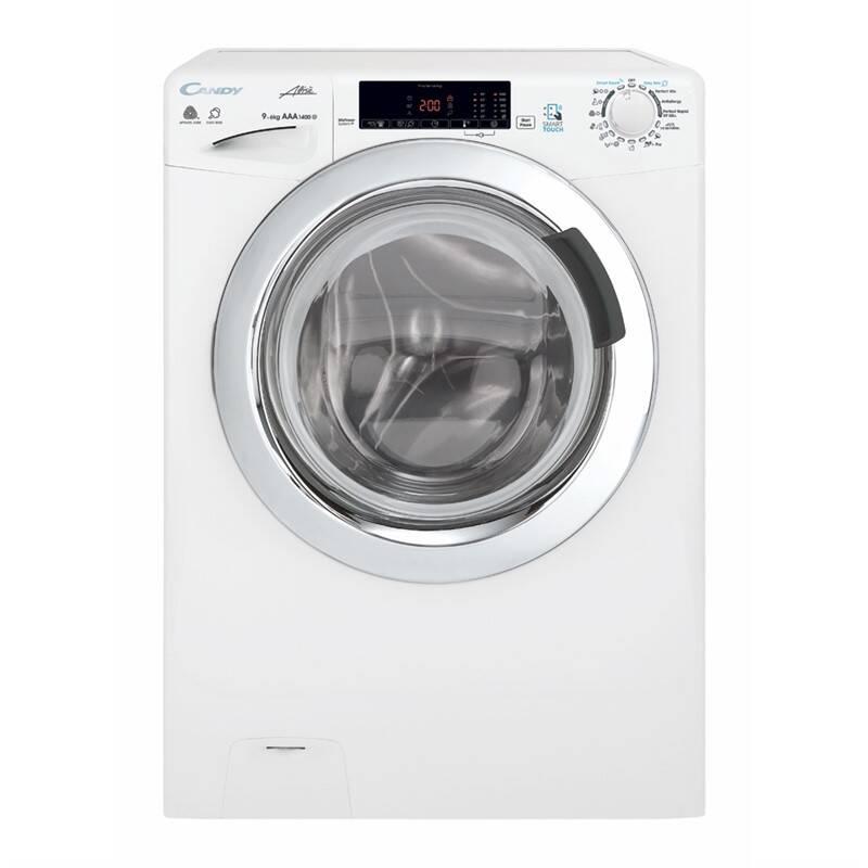 Pračka se sušičkou Candy GVSW 496TWC/5-S bílá barva