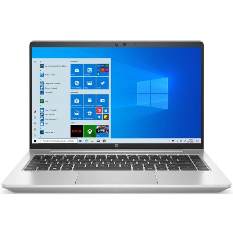 Notebook HP ProBook 640 G8 (250F0EA#BCM) strieborný + Doprava zadarmo