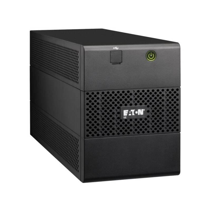 Záložný zdroj Eaton 5E 1100i USB (5E1100IUSB) čierny
