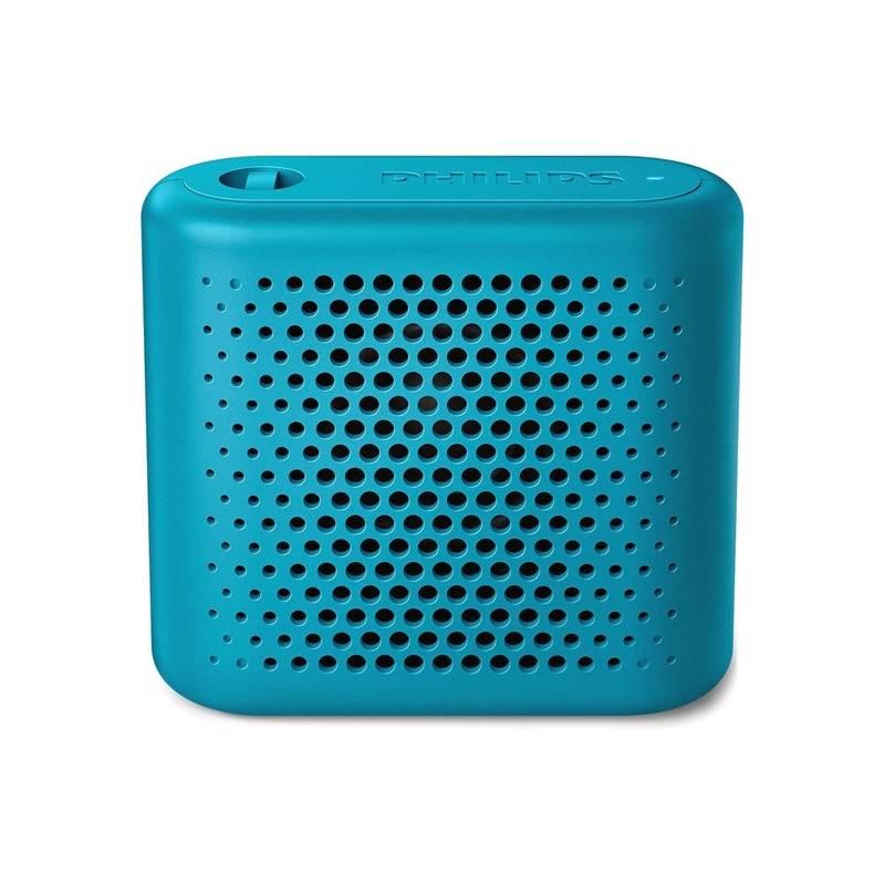 Prenosný reproduktor Philips BT55A/00 modrý