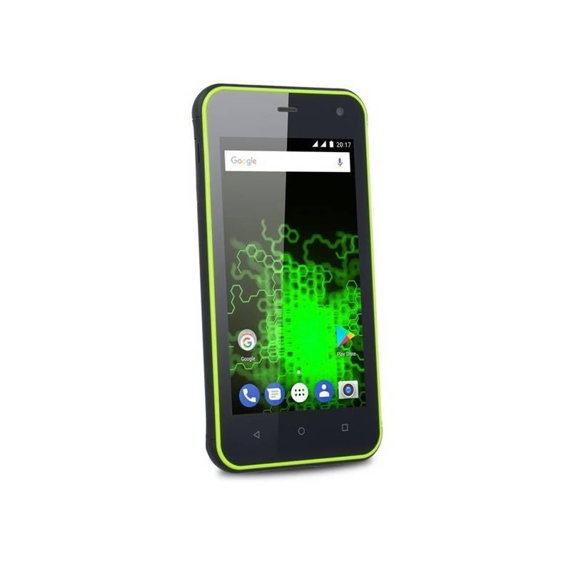 Mobilný telefón myPhone HAMMER ACTIVE Dual SIM (TELMYAHACTIVEGR) zelený Software F-Secure SAFE, 3 zařízení / 6 měsíců (zdarma) + Doprava zadarmo