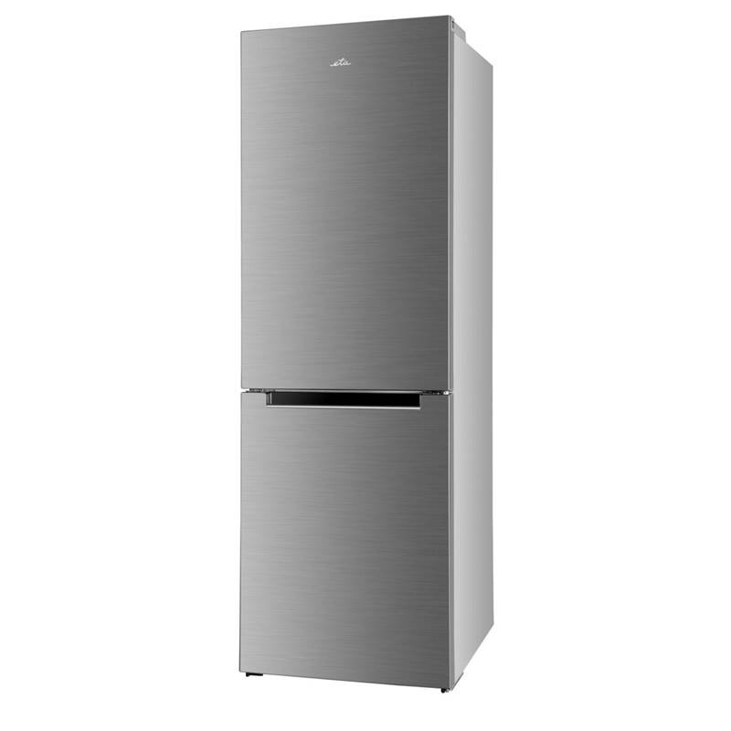 Kombinácia chladničky s mrazničkou ETA 3375 90010D nerez + Doprava zadarmo