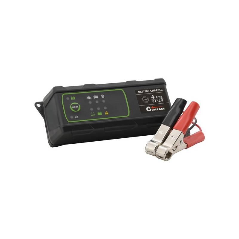 Nabíjačka autobatérií Compass 6/12V, 120 Ah 07145