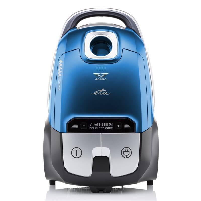 Podlahový vysávač ETA Adagio 2511 90000 modrý + Doprava zadarmo