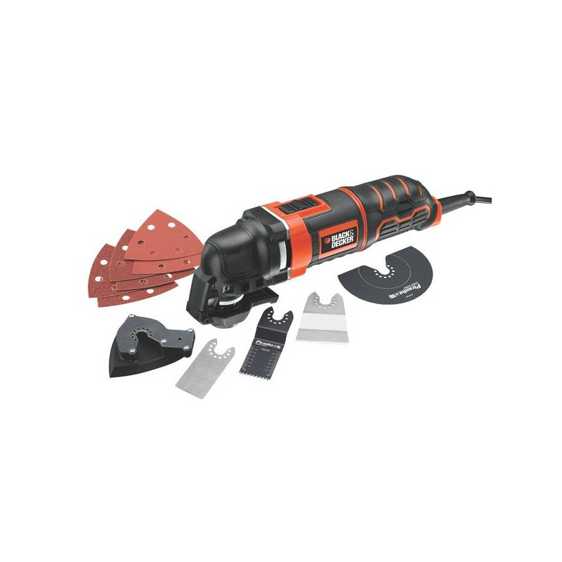 Multibrúska Black-Decker MT300KA