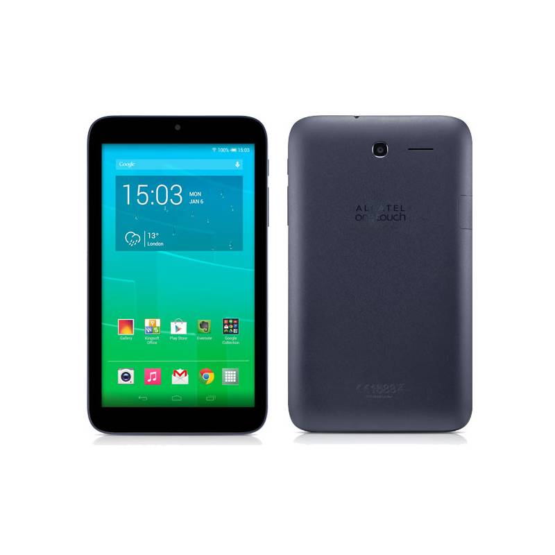 Mobilni Telefon Alcatel Onetouch Pixi 7 I213 Bluish Black Eukasa Pl