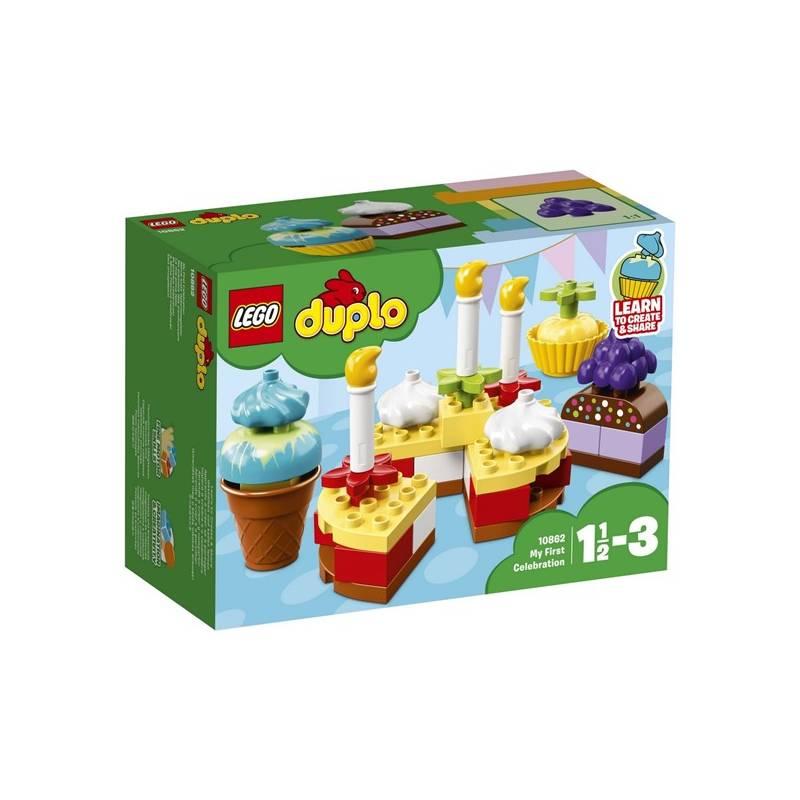 Stavebnica LEGO® DUPLO® 10862 Moje první oslava + Doprava zadarmo