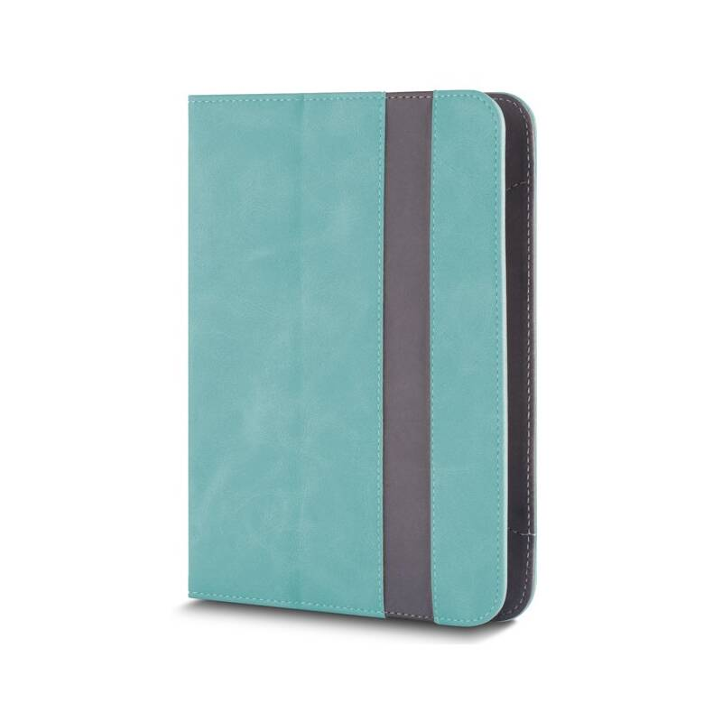 "Púzdro na tablet flipové GreenGo Fantasia na tablet 7-8"" - mint (GSM012857)"