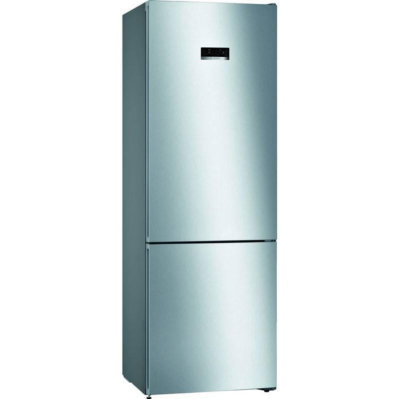 Kombinácia chladničky s mrazničkou Bosch Serie   4 KGN49XIEA nerez + Doprava zadarmo