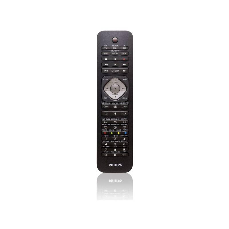 Dálkový ovladač Philips SRP5016/10 (SRP5016/10) černý