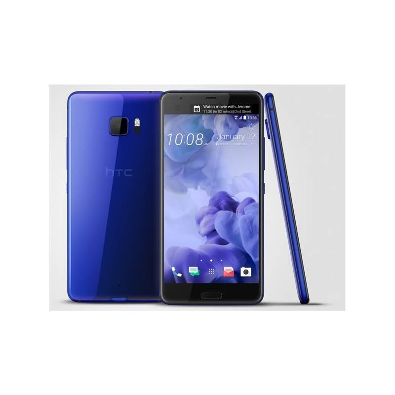 Mobilný telefón HTC U ULTRA (99HALT024-00) modrý + Doprava zadarmo