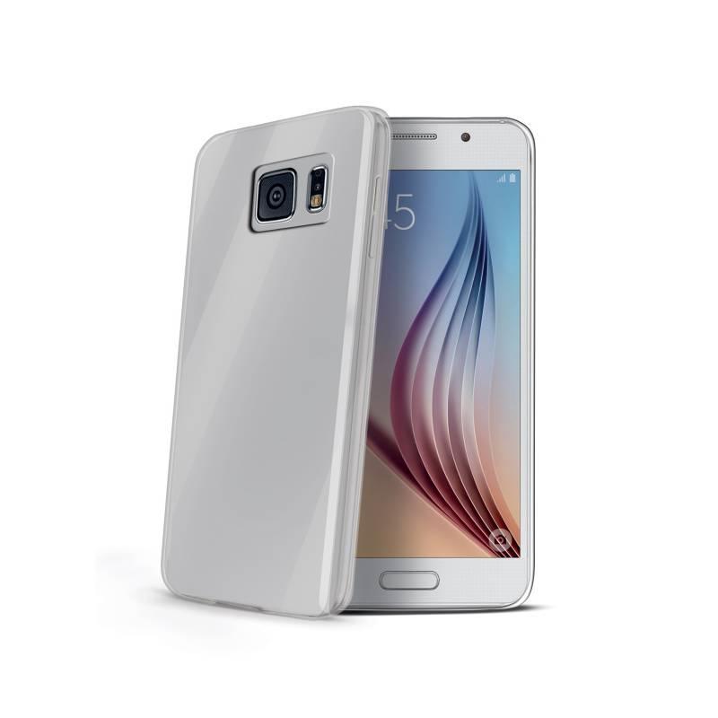 Kryt na mobil Celly Gelskin pro Samsung Galaxy S6 (GELSKIN490) priehľadný