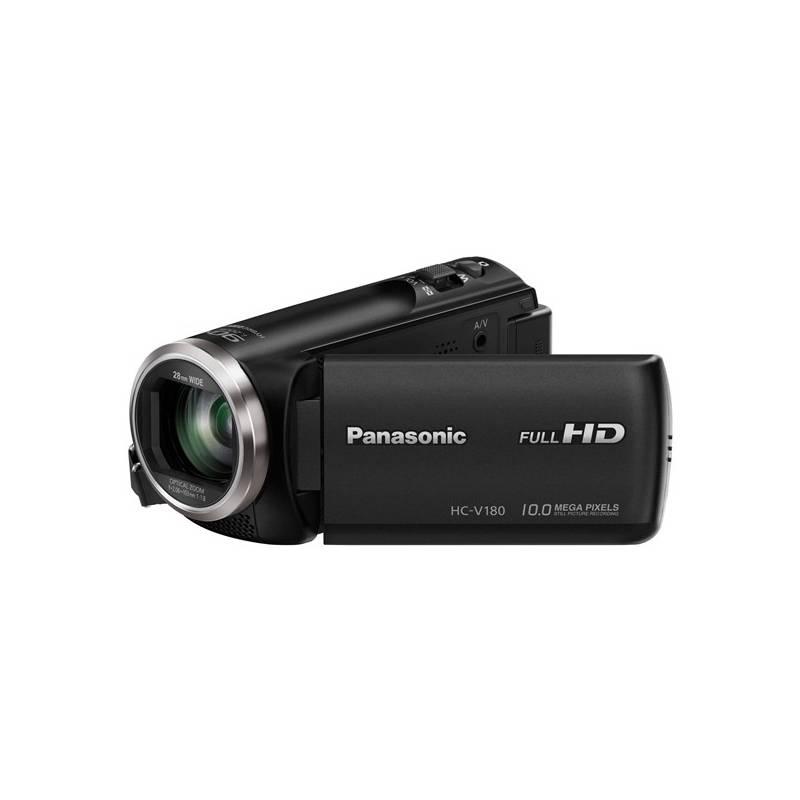 Videokamera Panasonic HC-V180EP-K