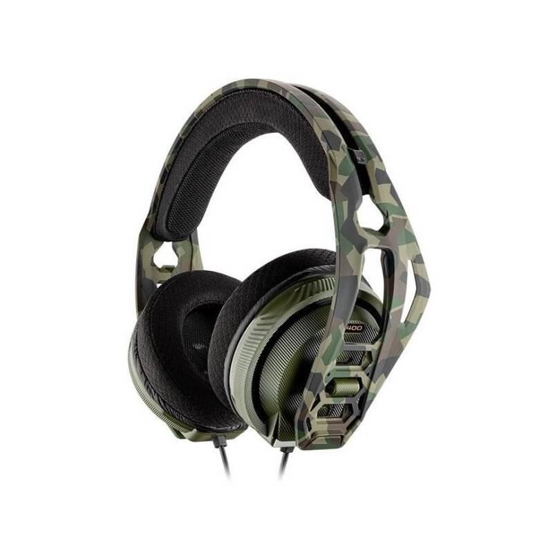 Headset Nacon RIG 400HX pro Xbox One, Xbox Series X - Camo (RIG400HXFO)