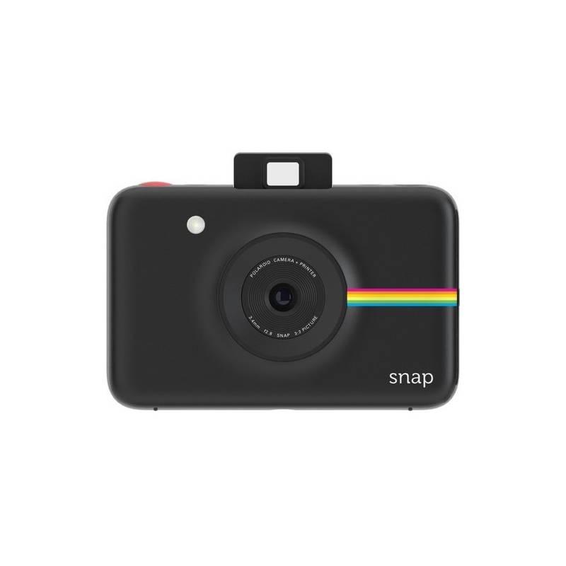 Digitálny fotoaparát Polaroid SNAP Instant Digital (POLSP01B) čierny