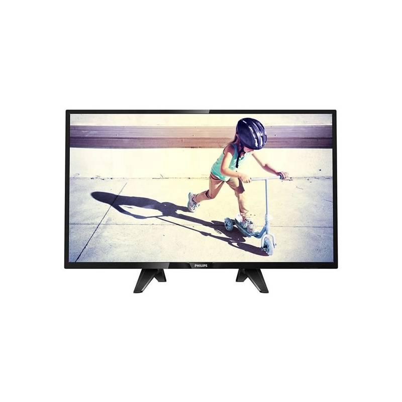 Televízor Philips 32PFS4132 čierna