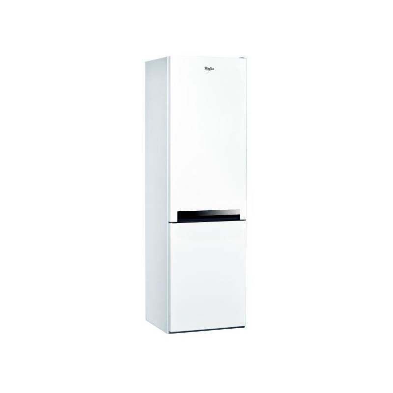 Kombinácia chladničky s mrazničkou Whirlpool BLF 7001 W biela + dodatočná zľava 10 %