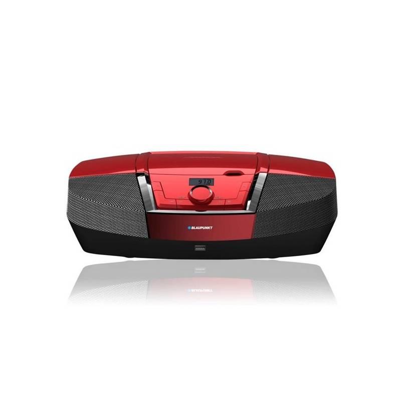 Rádioprijímač s CD Blaupunkt BB12RD (BB12RD) červený