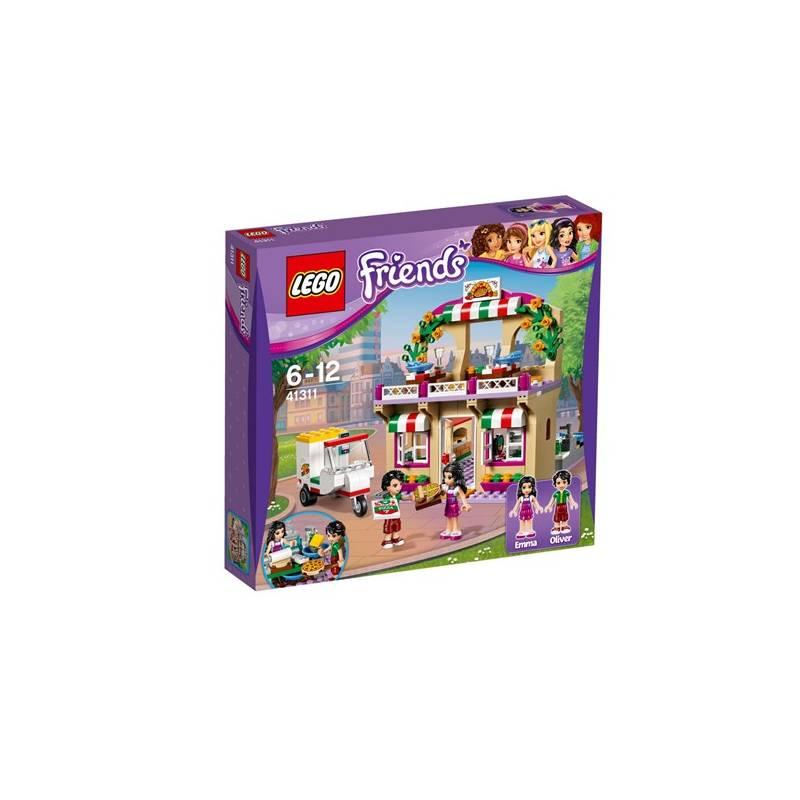 Stavebnica LEGO® FRIENDS® 41311 Pizzerie v městečku Heartlake