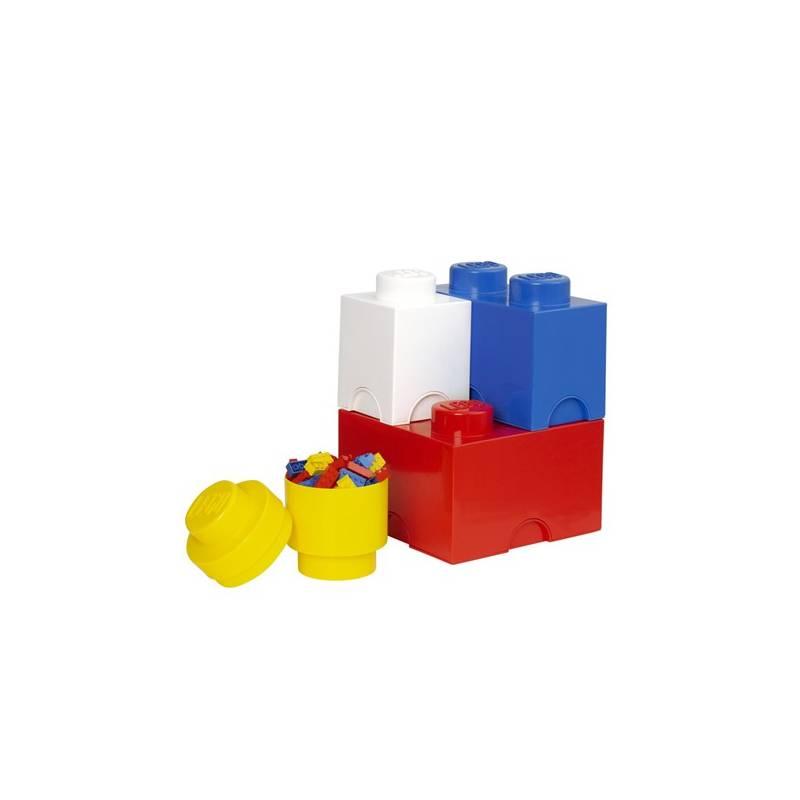 Úložné boxy Multi-Pack LEGO®, 4 ks