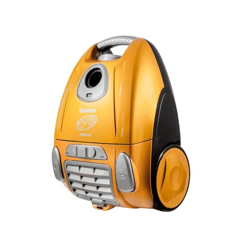 Podlahový vysavač Sencor SVC 900-EUE3 oranžový
