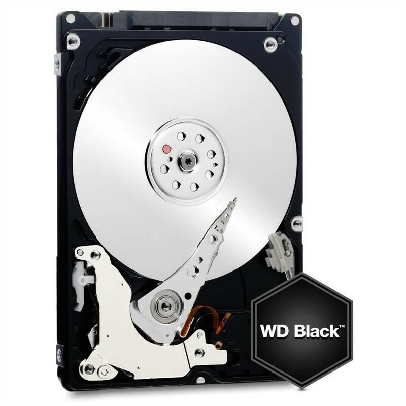 """Pevný disk 2,5"""" Western Digital Black 1TB (WD10JPLX)"""