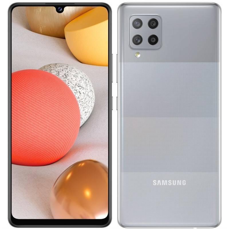 Mobilný telefón Samsung Galaxy A42 5G (SM-A426BZADEUE) sivý