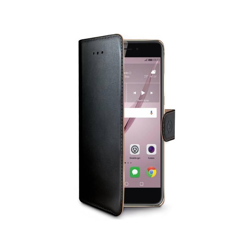 Puzdro na mobil flipové Celly Wally pro Sony Xperia XZ (WALLY624) čierne