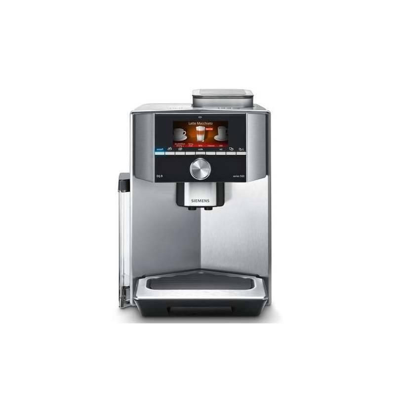 Espresso Siemens EQ.9 TI905201RW nerez