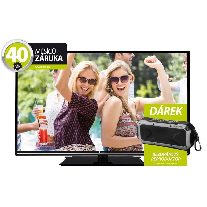 Televízor GoGEN TVF 40R31 DE čierna + Doprava zadarmo
