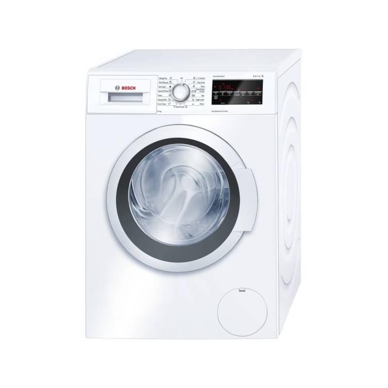Automatická pračka Bosch WAT28460BY bílá + Bosch 10 let záruka na motor