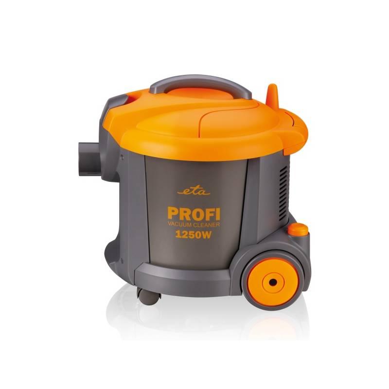 Vysávač viaceúčelový ETA Profi 0467 90000 sivý/oranžový