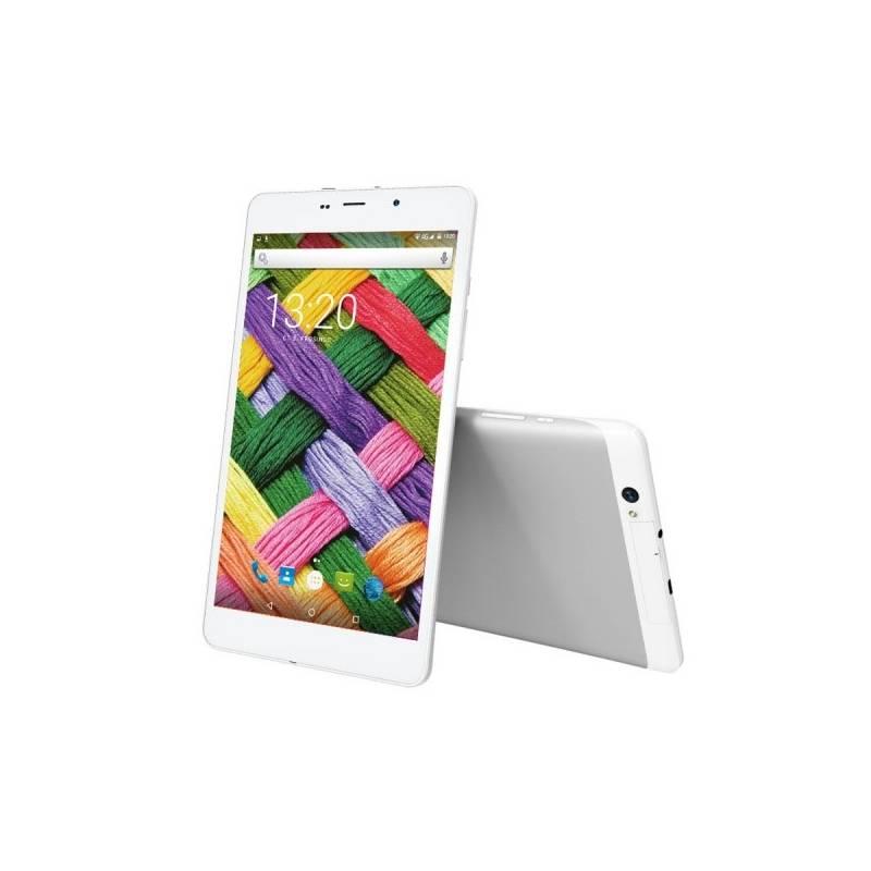 Tablet Umax VisionBook 8Q LTE (UMM200V8L) biely Software F-Secure SAFE, 3 zařízení / 6 měsíců (zdarma)