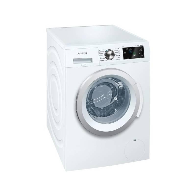 Automatická práčka Siemens WM14T640BY biela + Doprava zadarmo