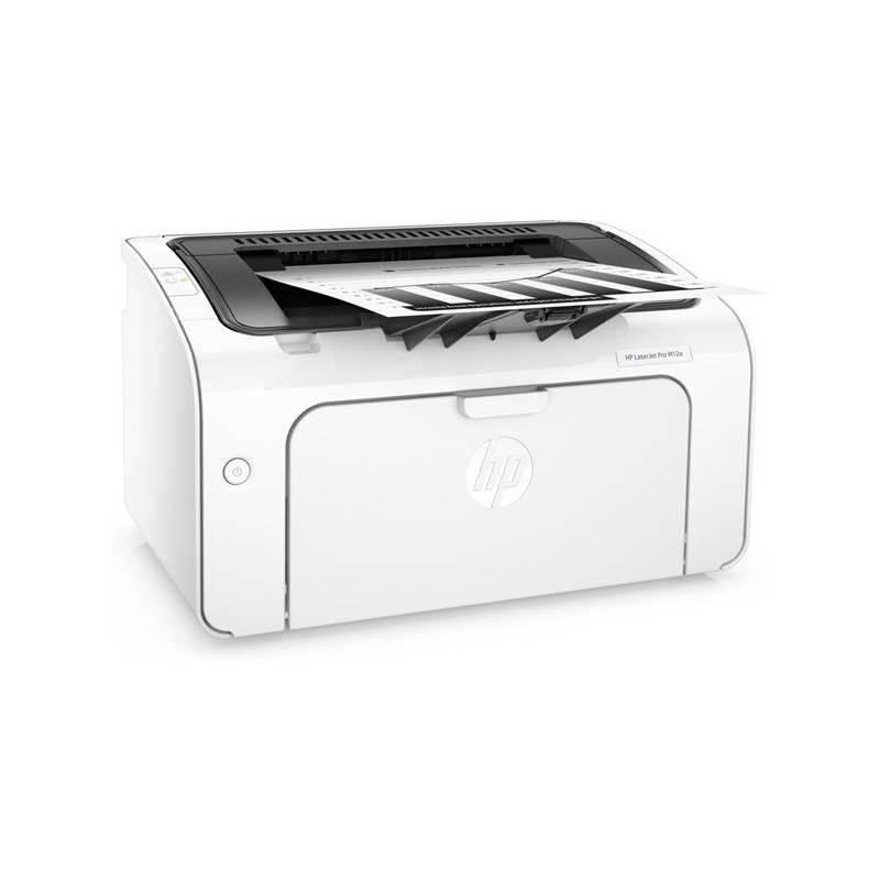Tlačiareň laserová HP LaserJet Pro M12a (T0L45A) biela farba