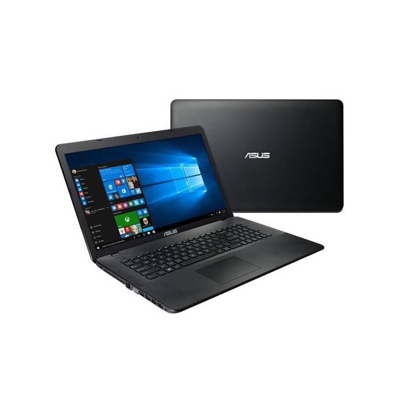 Notebook Asus X751NV-TY001T (X751NV-TY001T) čierny Software F-Secure SAFE, 3 zařízení / 6 měsíců (zdarma)