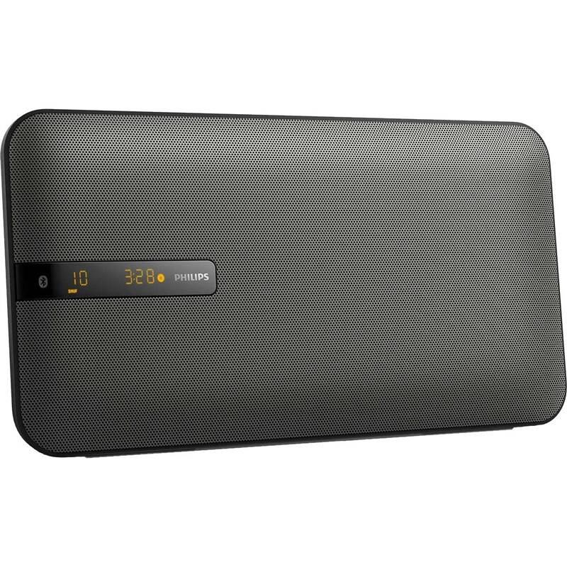 Mikro HiFi systém Philips BTM2660 čierny