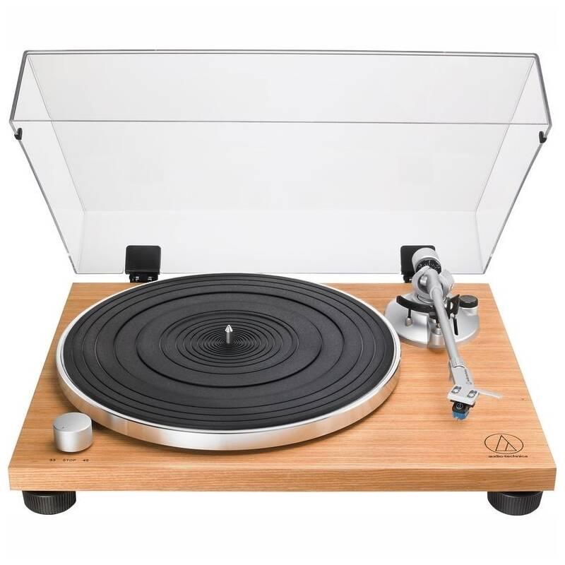 Gramofón Audio-technica AT-LPW30TK drevený + Doprava zadarmo