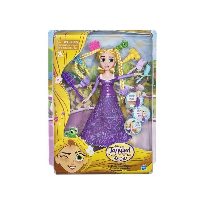 7e87a46ee64d Disney Princess Hasbro Otáčející se princezna Locika