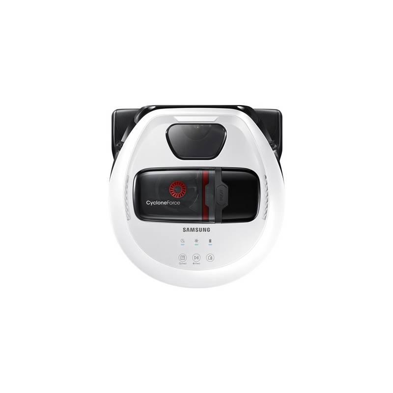 Vysávač robotický Samsung VR7000 VR10M701CUW/GE biely + Doprava zadarmo