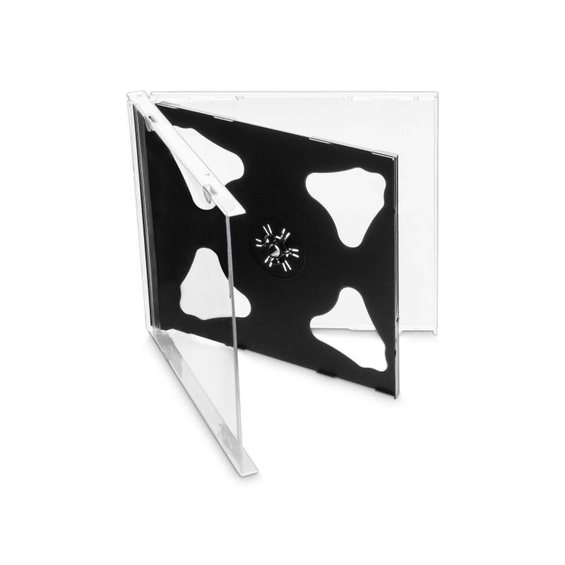 Obal Cover IT pro 2 CD, 10mm, 10ks/bal (27002P10)
