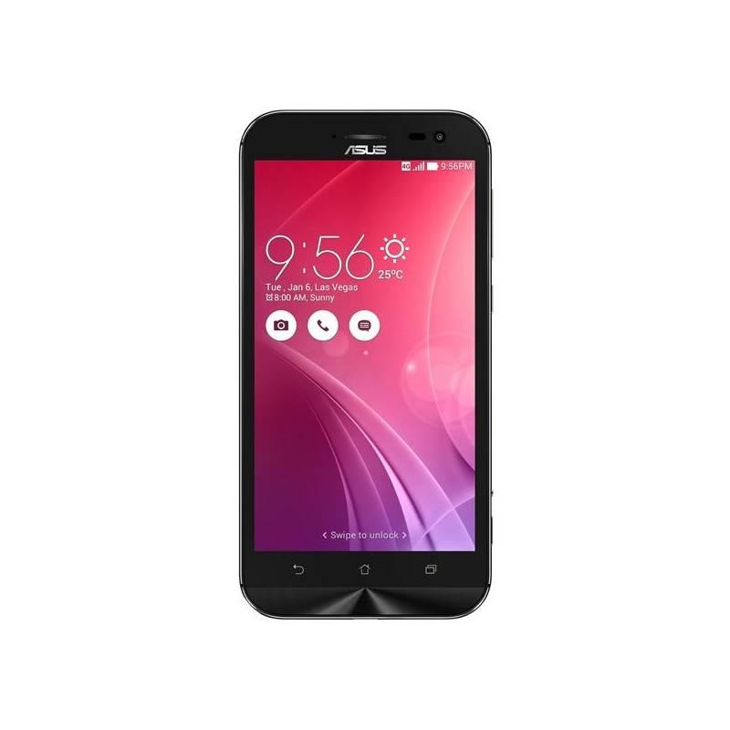 Mobilní telefon Asus Zenfone Zoom ZX551ML 64GB LTE černý (417761)