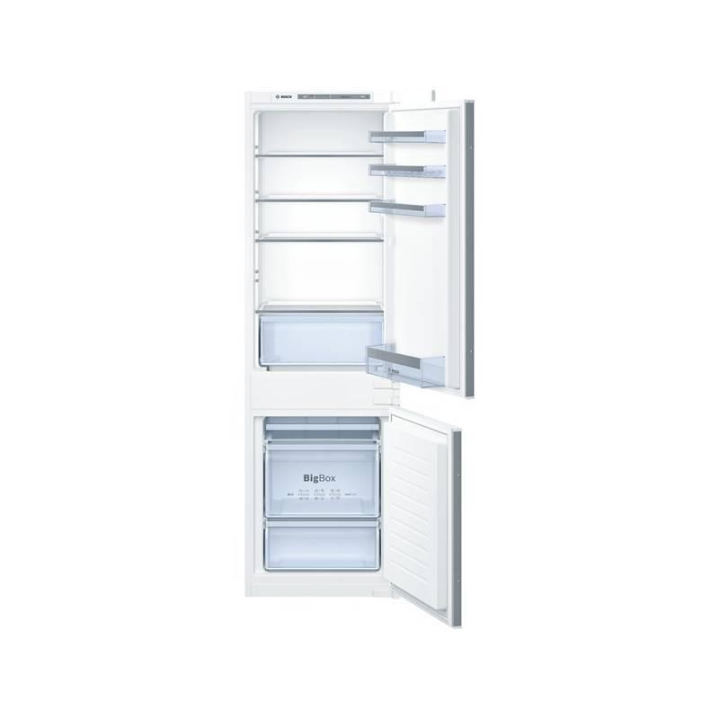 Kombinácia chladničky s mrazničkou Bosch KIV86VS30 + Doprava zadarmo