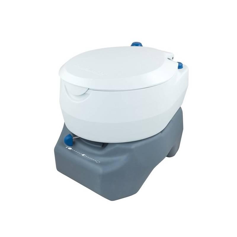 Chemická toaleta Campingaz 20L PORTABLE TOILET (odpadní nádrž 20L) sivá/biela + Doprava zadarmo