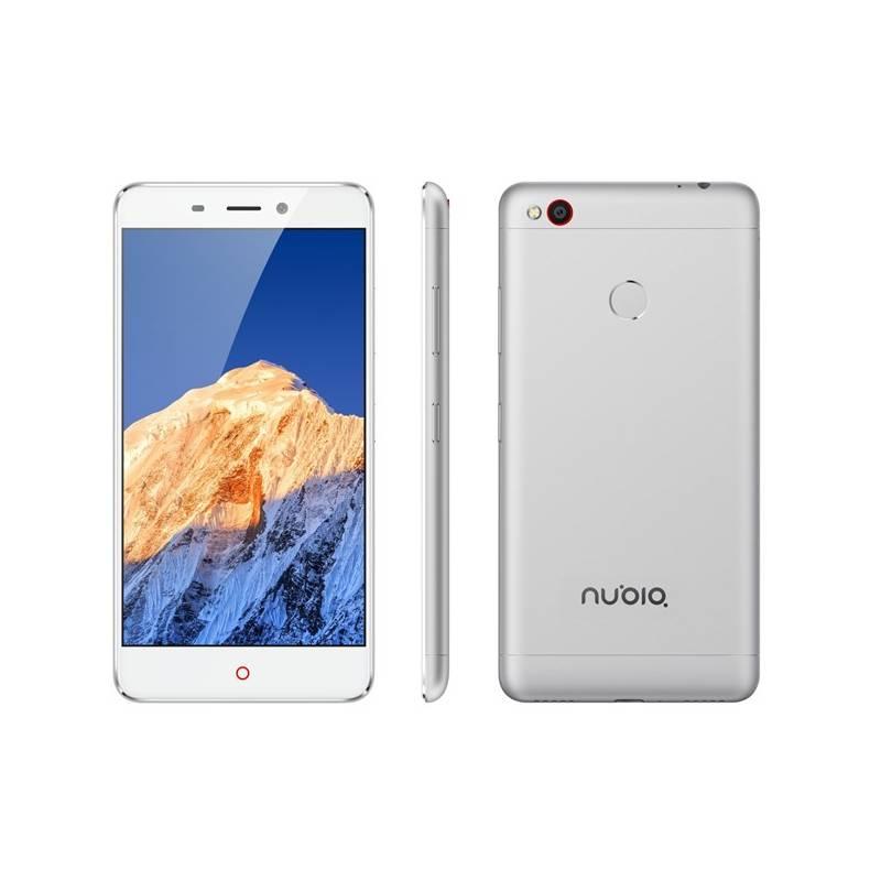 Mobilný telefón Nubia N1 DualSIM 64 GB (6902176900532) strieborný/biely Software F-Secure SAFE, 3 zařízení / 6 měsíců (zdarma) + Doprava zadarmo