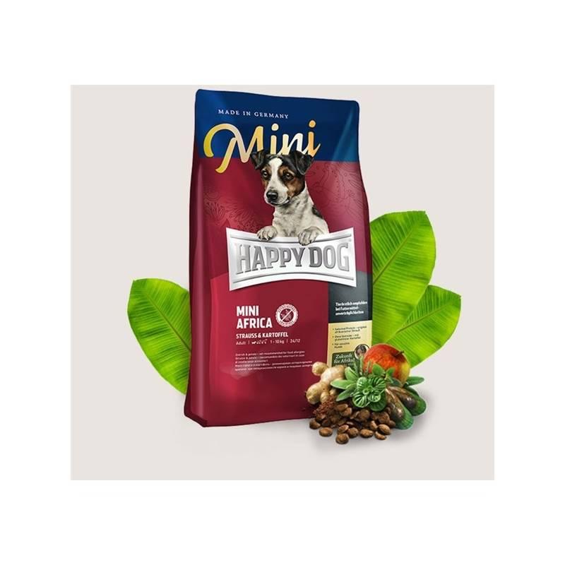 Granule HAPPY DOG MINI Africa 4 kg