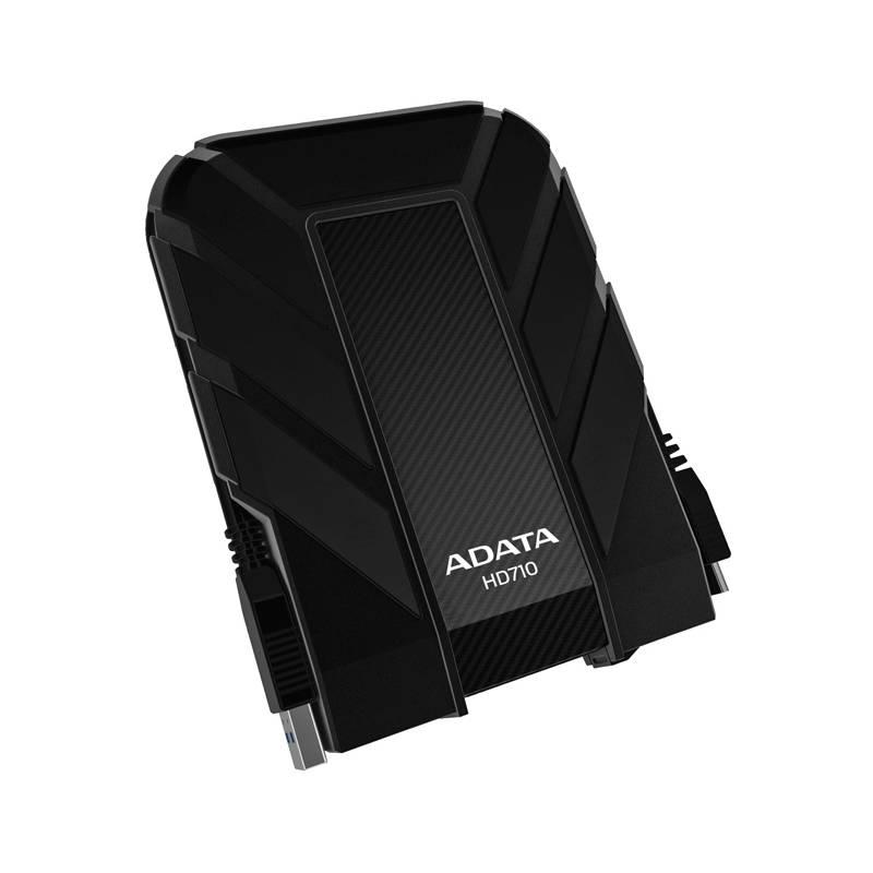 Externý pevný disk ADATA HD710 2TB (AHD710-2TU3-CBK) čierny
