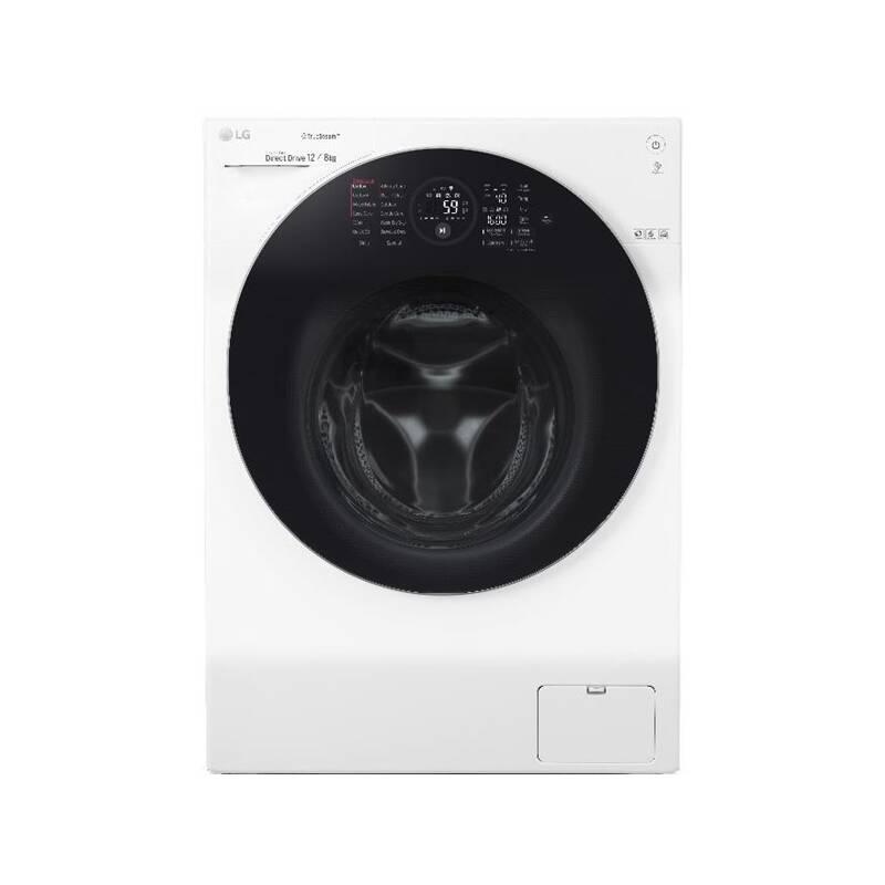 Automatická práčka so sušičkou LG TWINWash™ F126G1BCH2N biela + Doprava zadarmo