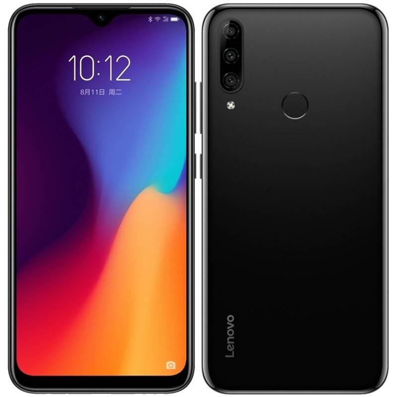Mobilní telefon Lenovo K10 Plus Dual SIM (PAGW0021CN) černý