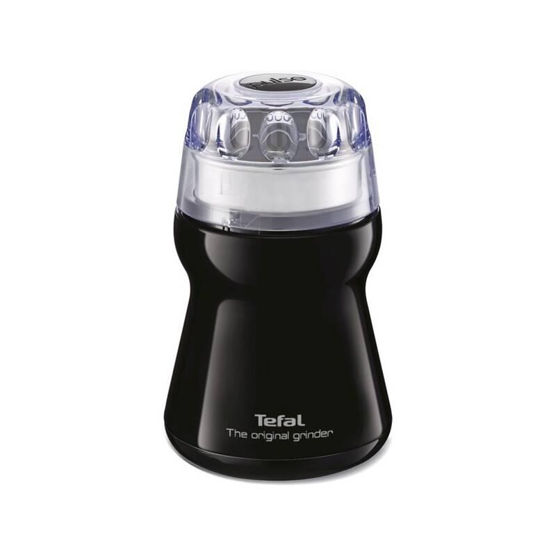 Mlynček na kávu Tefal GT110838 čierna farba
